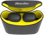 Bluedio T-elf TWS Bluetooth 5.0 Earphones - 3 Colours $22.87 US (~$32.44 AU) Delivered @ Gearvita