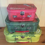 Set of 3 Coca-Cola Storage Cases (Licensed Product) $30 with Free Delivery @ Kidscollections
