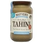 ½ Price Mayver's - Tahini Spread 385gm $2.55, Peanut & Coconut Spread 375gm $2.99, Coconut & Cacao Spread 240gm $4.25 @ Coles
