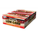 Strawberry Cheescake High Protein Low Carb Bars 12x80g (+12 Per Order) $23.90 Delivered @ Bodyscience