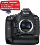 Canon EOS 1DX Mark II Save $800, Plus up to $996 Worth of Bonus Items. $7198 + Shipping - Digital Camera Warehouse