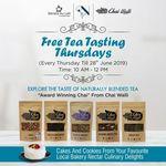 [NSW] Free Tea Tasting Thursday's @ Barista Au Lait, Westfield Warringah