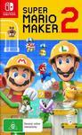 [Switch] Super Mario Maker 2 $64 Delivered @ Amazon AU