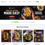 7 Meals for $49 @ Youfoodz (Minimum Spend $69.65)