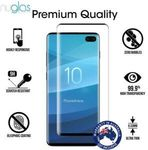 Nuglass Tempered Glass Protector for Samsung - 3 for $15 + Delivery ($0 with eBay Plus) @ Shopping Square eBay