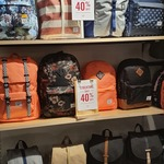 [VIC, NSW] 40% off Selected Accessories, Bags, and Apparel @ Herschel Melbourne & Sydney (in Store Only)