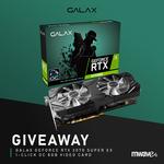 Win a GALAX GeForce RTX 2070 Super GPU Worth $865 from Mwave