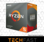 [eBay Plus] AMD Ryzen 5 3600 $277.10 | PC: Ryzen 5 2600 RX 580 $679.15, Ryzen 5 3600 GTX 1660 $764.15 Delivered @ TechFast eBay