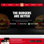 $2 Large Sundae @ Hungry Jack's via App
