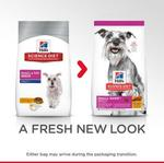 Hills Science Diet Small/Toy Breed Senior Dry Dog Food 1.5kg - $13.75 (Was $27.50) + Delivery @ Budget Pet Products