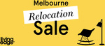 [VIC] Up to 60% on Herman Miller, Walter Knoll, Muuto, e15, Vitra and more @ Living Edge Richmond