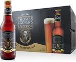 [NSW, VIC, WA] Thomas Cooper's Selection Celebration Ale 24x 355ml $46.99 @ ALDI