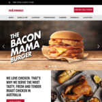 Free $10 Credit for Red Royalty Members @ Red Rooster (App)