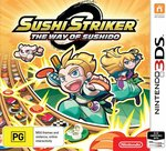 [3DS] Sushi Striker: Way of the Sushido for Nintendo 3DS $9 + Delivery ($0 with Prime/ $39 Spend) @ Amazon AU