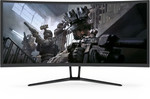 "Titan Army 34"" Ultrawide 3440x1440, 144hz Gaming Monitor $550.10 Shipped @ PB Tech NZ"