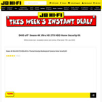 Swann 4K Ultra HD 2TB Home Security Kit $899 ($400 off with Coupon) @ JB Hi-Fi