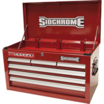 [Recalled] Sidchrome 6 Drawer Tool Chest $99 (Was $269) @ Bunnings