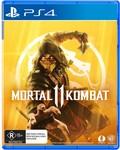 [PS4, XB1] Mortal Kombat 11 Standard Edition $19 | [Switch] $29 @ Big W