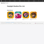 [iOS] All Games by Daylight Studios Are Currently Free (Takoway and All 3 Games in The Holy Potatoes! Series) @ iTunes Store