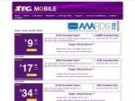 TPG Super Value Mobile Plans