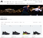 Extra 30% off Everything @ adidas Outlet Online (Stacks with Existing Discounts / Ultraboost 20 $127)