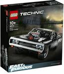 LEGO Technic - Fast and Furious - Dom's Dodge Charger $149.00 + Free Delivery @ Kmart