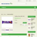 Cadbury Dairy Milk Chocolate Bar 45g (Made in UK) $0.50 + Delivery or Free Pickup (Matraville, NSW) at Irish & British Store