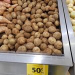 [VIC] Creme Royale Potatoes $0.50/kilo at Coles Southland
