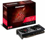 [Backorder] PowerColor Red Dragon Radeon RX 5700 XT $699.27 + Delivery (Free with Prime) @ Amazon US via AU