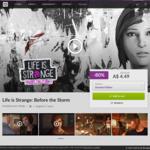 [PC] DRM-free - LiS:Before the Storm $4.49/Beyond Good&Evil $2.59/LiS Complete Season - $5.79 - GOG
