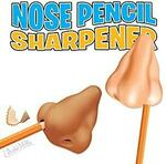 Archie Mcphee Nose Pencil Sharpener (Box of 36) $5 Box + Delivery ($0 with Prime/ $39 Spend) @ Amazon AU