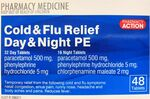 Pharmacy Action Cold & Flu Relief Day & Night PE X 96 Tabs (Generic Codral) $16.99 Delivered @ PharmacySavings