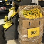 [VIC] Bananas $0.90 Per kg @ Coles (Melbourne Central Station)