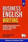 "[eBook] Free: ""Business English Writing"" (Grammar, Exercises and Vocabulary for Business Communication) $0 @ Amazon AU, US"