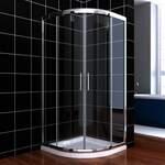 Quadrant Enclosure Sliding Shower Doors $274.90 (Save $30) + Delivery @ Elegant Showers