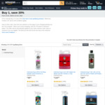 [Prime] 20% off Lot of Chemical Guys Car Care Products @ Amazon US via AU