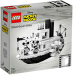 LEGO 21317 Ideas Disney Steamboat Willie $99 Pickup or Delivered @ Myer