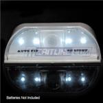 Auto Sensor LED Light, White $3.99 Free Shipping Limited Stock