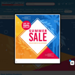 Summer Sale - Supplements up to 30% Discount + Free Shipping over $49 @ Pharmacy Junction (Online & in-Store)