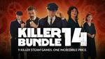 [PC] Steam - Killer Bundle 14 (9 games) - $7.75 (was $233.66) - Fanatical