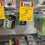 Coles AA & AAA Nimh Rechargeable Batteries $1.75 4 Pack @ Coles
