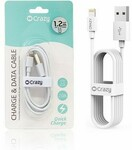 iPhone Charging Cable $7 Delivered @ Blakes Phone Repair