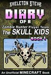 [eBook] Free: Minecraft Diary of a Zombie/Master/Monster Hunter & Friendly Creeper-Kids (Age 9-12) Kindle Edition @ Amazon AU/US