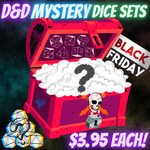 Mystery Acrylic Dice US$3.95 / A$5.34 + Postage (Free over 8+ Sets) @ The Tabletop Game Shop