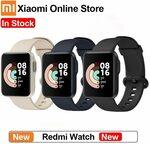 New Xiaomi Redmi Smart Watch CN Version US$51.69 (A$68.95 after $4 Coupon) @ Xiao_mi Online Store via AliExpress