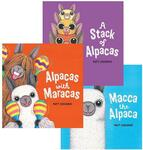 3-Book Packs Featuring Macca The Alpaca (OOS), Cat Wants Cuddles or Pig The Pug $9.95 Delivered @ Australia Post