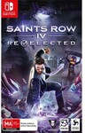 [Switch] Saints Row IV: Reelected $9.95 @ EB Games
