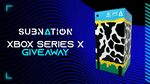Win a Xbox Series X from Subnation and VastGG