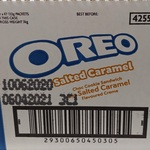 [WA] Box of 20x 133g Packets of Salted Caramel Oreo $5 @ Spudshed (Innaloo)