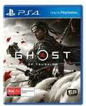 [PS4] Ghost of Tsushima - $39 + Delivery (Free C&C) @ Target